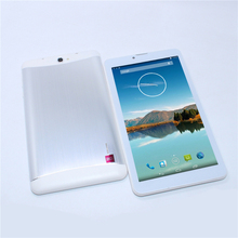 SALE 7 inch 3G phone call MTK6572 3G Android 4.4.2 Dual core dual SIM Card Dual cameras Wifi 1024*600 1GB/8GB Cheapest!