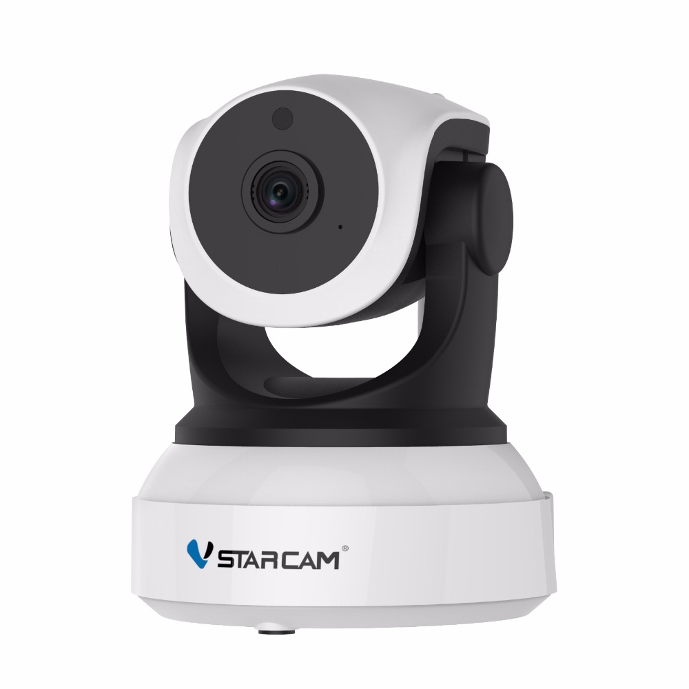 VStarcam HD Indoor Wireless 720P Security IP Camera Surveillance WiFi CCTV Camera Pan/Tilt Night Vision Support 128G SD Card<br>