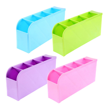 2016 New Arrivals Desk Table Drawer Organizer Storage Divider Box Tie Bra Socks Cosmetic Plastic Top