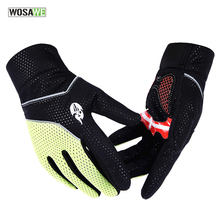 WOLFBIKE Promotion Cycling Gloves Full Finger Bicycle Gloves Bike Gel Pad Racing guantes ciclismo luva guantes bisiklet
