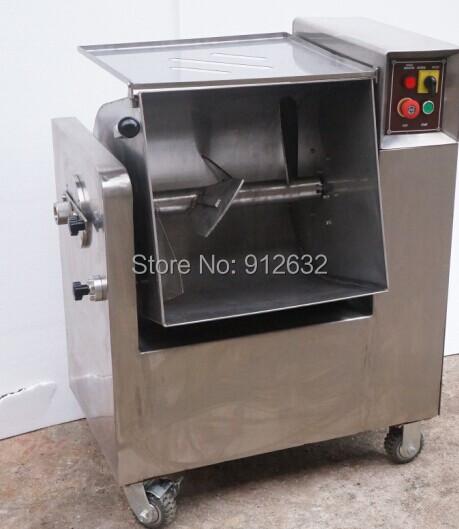 commercial meat grinder mixer low price horizontal stuffing mixer meat mixer - Meat Mixer