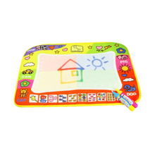 Aqua Doodle Children Drawing Toys Mat Magic Pen Educational Toy 1 Mat+ 2 Wate SEP 6