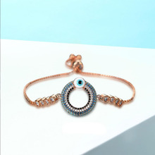 Precious Personality style special women Jewelry Antique plated rose gold adjustable bracelet set for Women Wedding Jewelry
