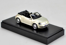 Special offer Schuco 1:43 Original VW New Beetl convertible car model alloy Alloy car models car
