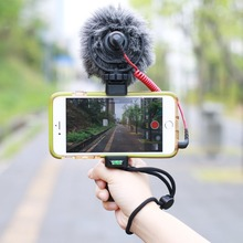Buy Ulanzi F-Mount Handheld Stabilizer Smartphone Camera Video Grip Tripod Mount/Clip Holder Stand Cold Shoe iPhone Android for $9.90 in AliExpress store