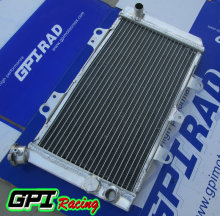 New ATV Radiator for Yamaha Grizzly 660 YFM660 2002-08 07 06 05 04 03 02 2008