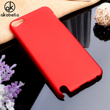 Phone Cases Covers For Apple iPod Touch 5 6 6th 5th 5G touch5 touch6 Oil-coated Matte Slim Housing Bag For iPod Touch 6 6th Case