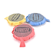 1PCS Big size Whoopee Cushion Gags Practical Jokes Toys Prank Toy Joke Gifts Hallowmas Goods April Fools Gifts Color Random(China)