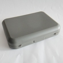 Fly Fishing Box Plastic Double Side Waterproof Large Fly Fishing Box With Slit Foam Fly Flies Box