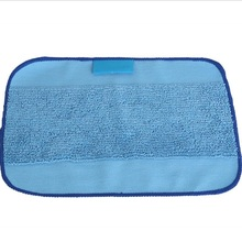 1pcs/Lot Microfiber Mopping Cloths for iRobot Braava 380 380t 320 Mint 4200 4205 5200 5200C Robot(China)
