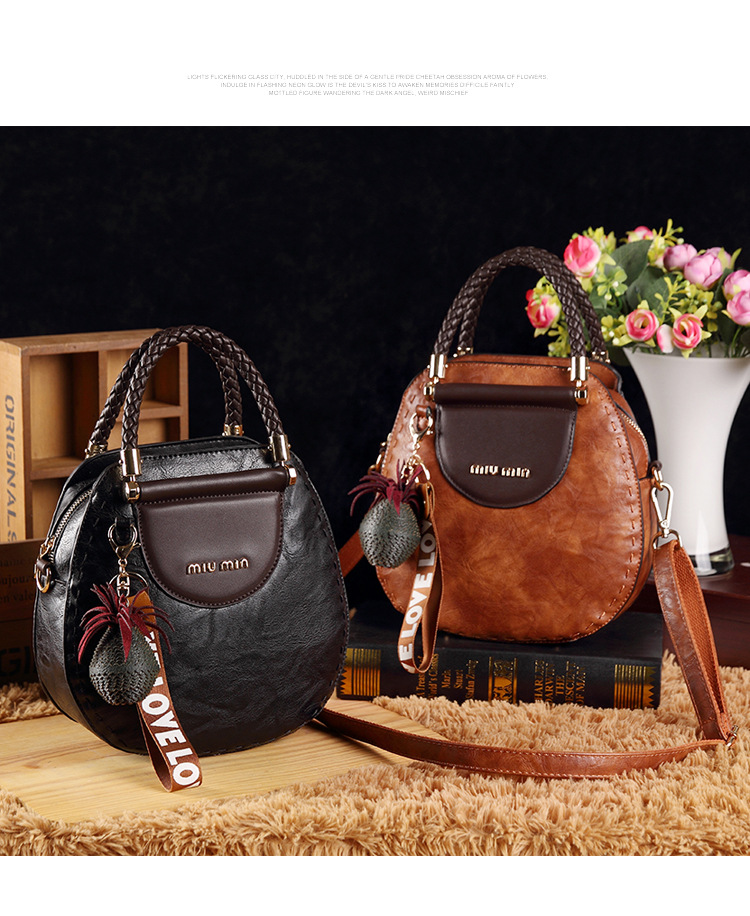 CHISPAULO Brand PU leather Handbags   Messenger Bag 41