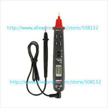 UNI-T UT118A Pen Type Meter Handheld Digital Multimeters Capacitance Diode Continuity Test