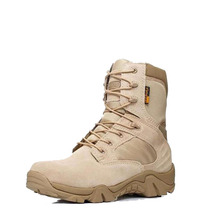 High quality men shoes, California outdoor boots high desert boots male tactical boots boots Martin 38-45(China)