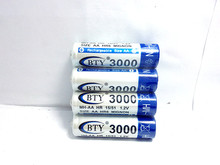 Fast Shipping, Best Rechargeable Battery AA 3000 8 X BTY NI-MH 1.2V Rechargeable aa battery rechargeable batteries AA3000