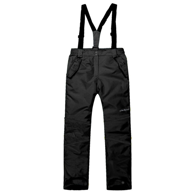 Winter Children Clothing Windproof Waterproof Boys Pants Children Overalls Pants Children Trousers Boys Ski Pants for 6-16T<br>