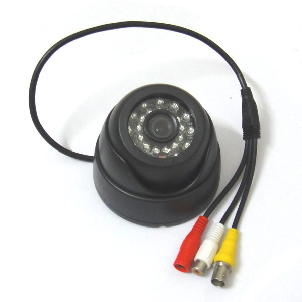 1/3 420TVL Sony CCD IR Color Audio Security CCTV Camera Wide Angle 3.6mm Lens<br>