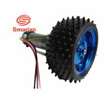 Official Smarian ONE Set of Car Parts included 25# motor,85mm wheel/Tyre Width 38mm, coupling,motor bracket remote control roy