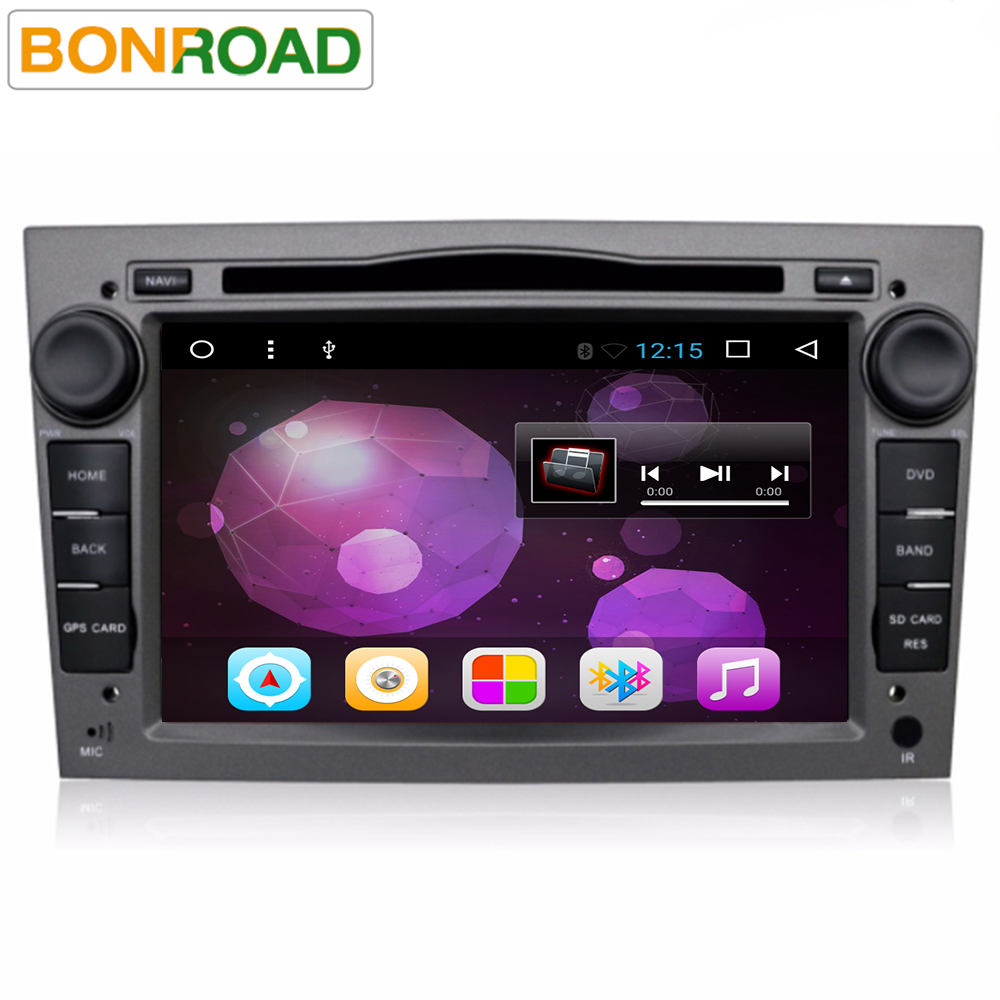 Android 6.0 Quad Core 1024*600 2 Din Car DVD Player For Opel Astra Vectra Antara Zafira Corsa GPS Navigation Radio Audio Video(China (Mainland))
