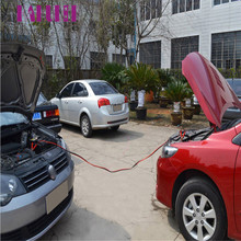 2.2M 500A Battery Line Emergency Fire Line Ignition Line Tool Car Displacement hot quality fashion drop shipping 17augu17(China)