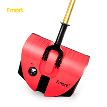Fmart Handheld Sweeper Cordless Vacuums Cleaner Electric Broom For Home Household Cleaning Drag Sweeping FM-A310(China)