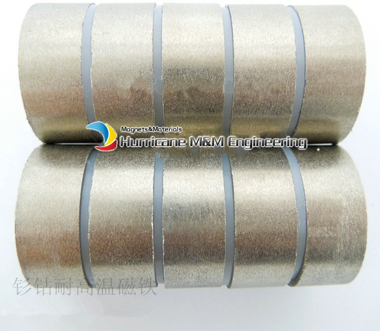 1 pack SmCo Magnet Disc Dia 20x10 mm rod grade YXG24H, 350degree C High Temperature Permanent Rare Earth Magnets<br>