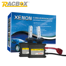 35W 12V HID Xenon Slim Single Conversion Headlight Kit H1 H3 H7 H4-1 H8 9005 9006 H9 H11 HB3 HB4 3000k 4300K 6000K 8000K 10000K