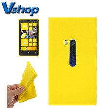 for Nokia Lumia 920 Women Men Mobile Phone Case Attractive Pure Colour Smartphone Soft Silicone Cover Shell for Nokia Lumia 920