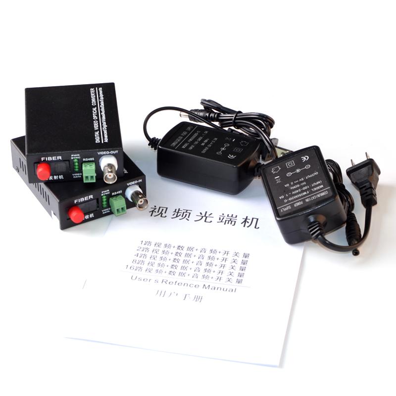 1V1D Video Converter + RS485