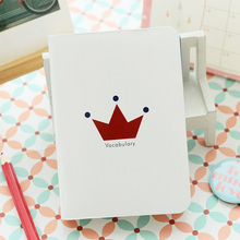 School Death Note Notebook Memo Stationery Color Classic England Durable Design Writing Paper Imperial Crown Top Originality Xm(China)