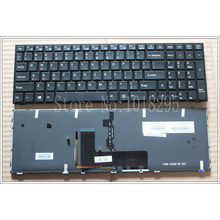NEW Keyboard for Clevo p650se Sager NP8651 P6500 Gaming  Laptop Keyboard US English Backlit MP-13H83USJ430B