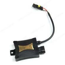 DC 12V 55W Digital Car Xenon HID Conversion Kit Replacement With Slim Ballast Blocks for Headlights H1 H3 H7 H11(China)