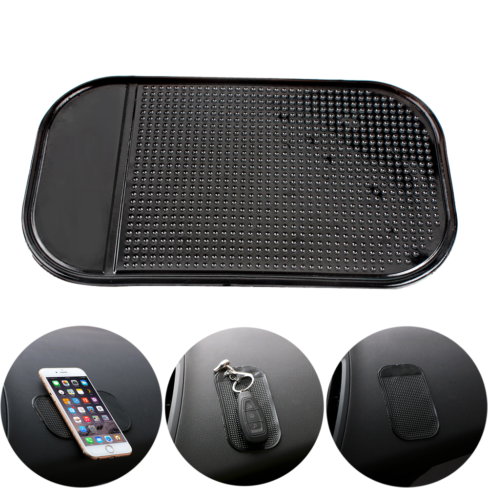 Powerful Silica Gel Magic Sticky Pad Cellphone Anti Slip Non Slip Mat for Mobile Phone PDA mp3 mp4 Car Accessories