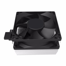 Newest A3 Ungraded Quality Home Office CPU Cooling Fan Cooler For Desktp Computer 12V Cooling Fan For AMD Athlon64(China)