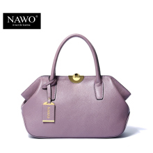 NAWO Genuine Leather Bag Woman Brand Designer Famous Leather Ladies Handbag Brand Shoulder Tote Hobo Bags Purse Red Sac Femme