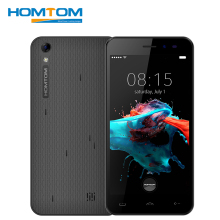 Homtom HT16 Smartphone 5.0 Inch 1GB RAM 8GB ROM Android 6.0 Quad Core 1280x720 MT6580 3000mAh 8.0MP Dual Sim Unlock Mobile Phone(China)