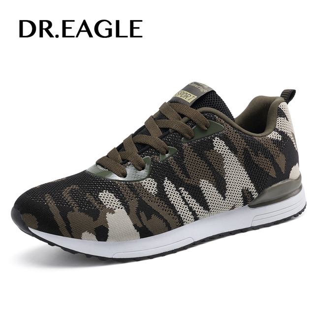 2017 Camouflage Sport Shoes Men Running Mens Walking Winter Sneakers For Gym Women S