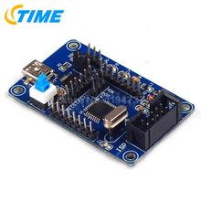 1PCS ATmega88 AVR Development Board Minimum System Board Learning Board