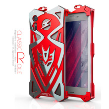 Zimon Armor Heavy Dust Metal Aluminum protect phone shell case cover for Sony Xperia XZ XperiaXZ cell phone 5.2 Inch