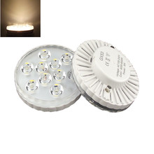GX53 LED Cabinet Light Super Bright SMD 5730 GX53 LED Lamp 480LM 5watt 110V 220V Gx53 LED Bulb High Quality GX53 LED(China)
