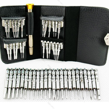 New brand Home tool Repair Opening Tool Kit Pentalobe 25in1 Repair Opening Kit Pentalobe  Screwdriver for iPhone 4 4S 5 5S