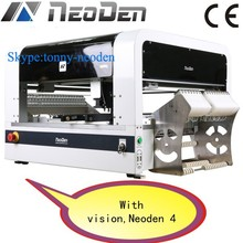 Pick and Place Machine SMT NeoDen4 For SMT Equipment Surface Mount System With SMD Components Supplier Small PNP Machines(China)