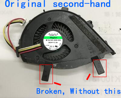 New Laptop CPU Cooling Fan for Sony Vaio VPCZ1 VPCZ11 VPCZ12 VPCZ13 VPC Z1 VPC-Z11 VPC-Z12 VPC-Z13 MCF-528PAM05<br>