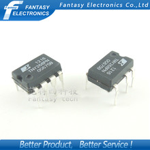 10PCS TNY268PN DIP8 TNY268 DIP Enhanced, Energy Efficient, Low Power Off-line Switcher new and original free shipping