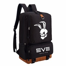 WISHOT EVE Online Backpack travel School Bag Bookbag for teenagers Laptop Bags(China)