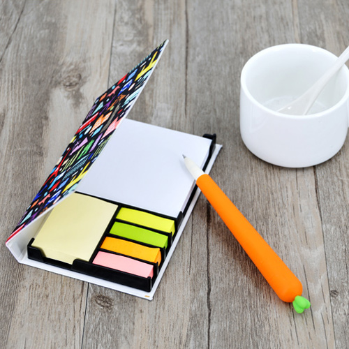 Sublimation handy full print polyester notebook