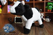 high quality goods Dairy cow plush toy,Christmas gift