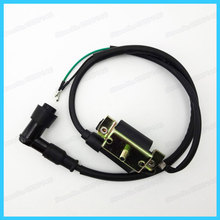 Ignition Coil 12V black  For Pit Bike quad ATV 50cc 110cc 125ccpit dirt bikes motorcycle Lifan Loncin Taotao Roketa SSR