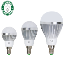e14 led lampada LED lamp E14 220v bulb high bright LED lamp smart power bombilla ic light bedroom AC 220V high power led light