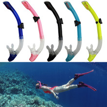HW49cm Adults Dry Breathing Tube for Diving Mask Swimming Diving Equipment new brand(China)