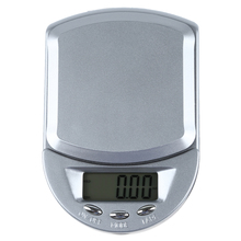 CSS 500g / 0.1g Digital Accurate Pocket Scales kitchen&household scale - cloth show store